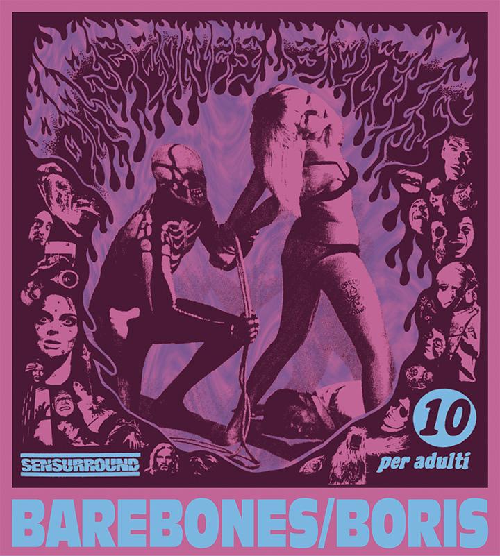 Barebones / Boris
