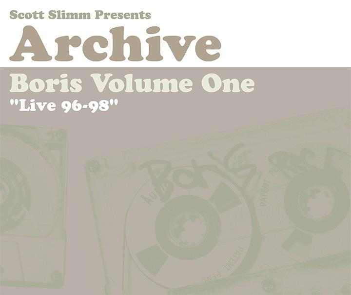 Archive Volume I : Live 96-98