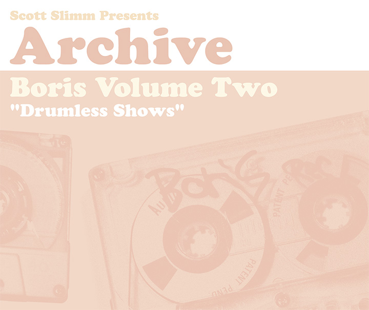 Archive Volume II : Drumless Shows