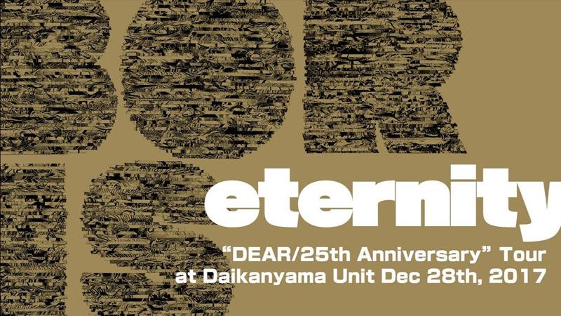 """eternity"" Live at 代官山 Unit"