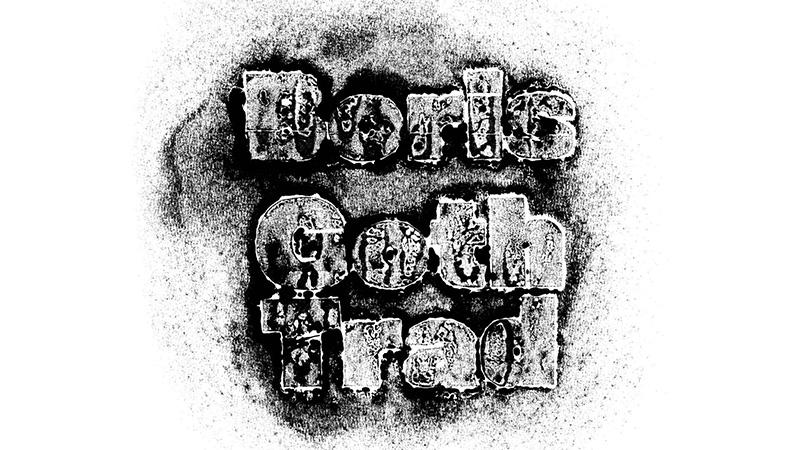 "Boris x GOTH-TRAD ""DEADSONG"" teaser"