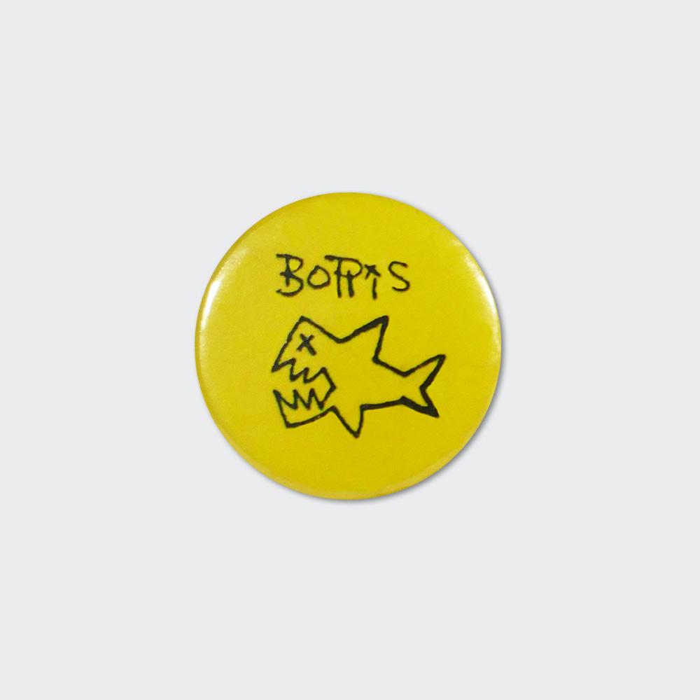 """""""BORIS 01"""" Badge"""