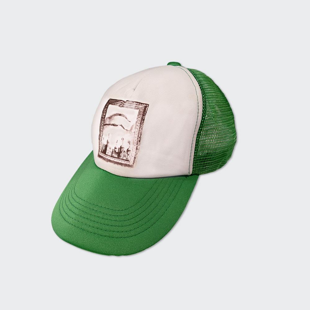 """mabuta no ura"" Baseball Cap"