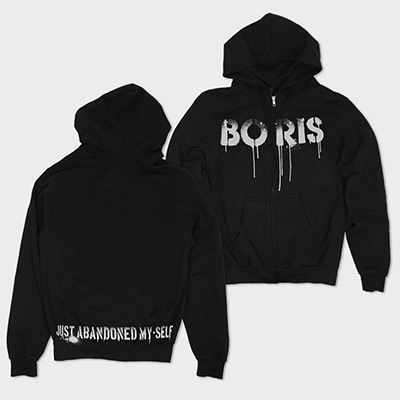 """Just Abandoned My-self"" Zip Hoodie"