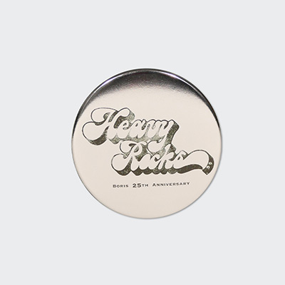 "Heavy Rocks ""Boris 25th Anniversary"" Mirror"