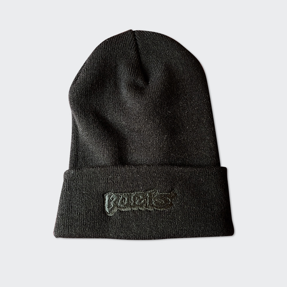 """Absolutego"" Knit Cap"