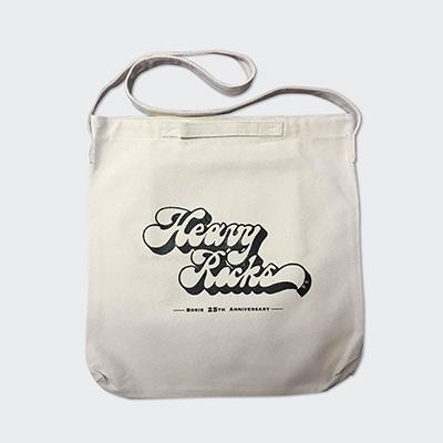 """Heavy Rocks """"Boris 25th Anniversary"""" 2way Shoulder Bag"""