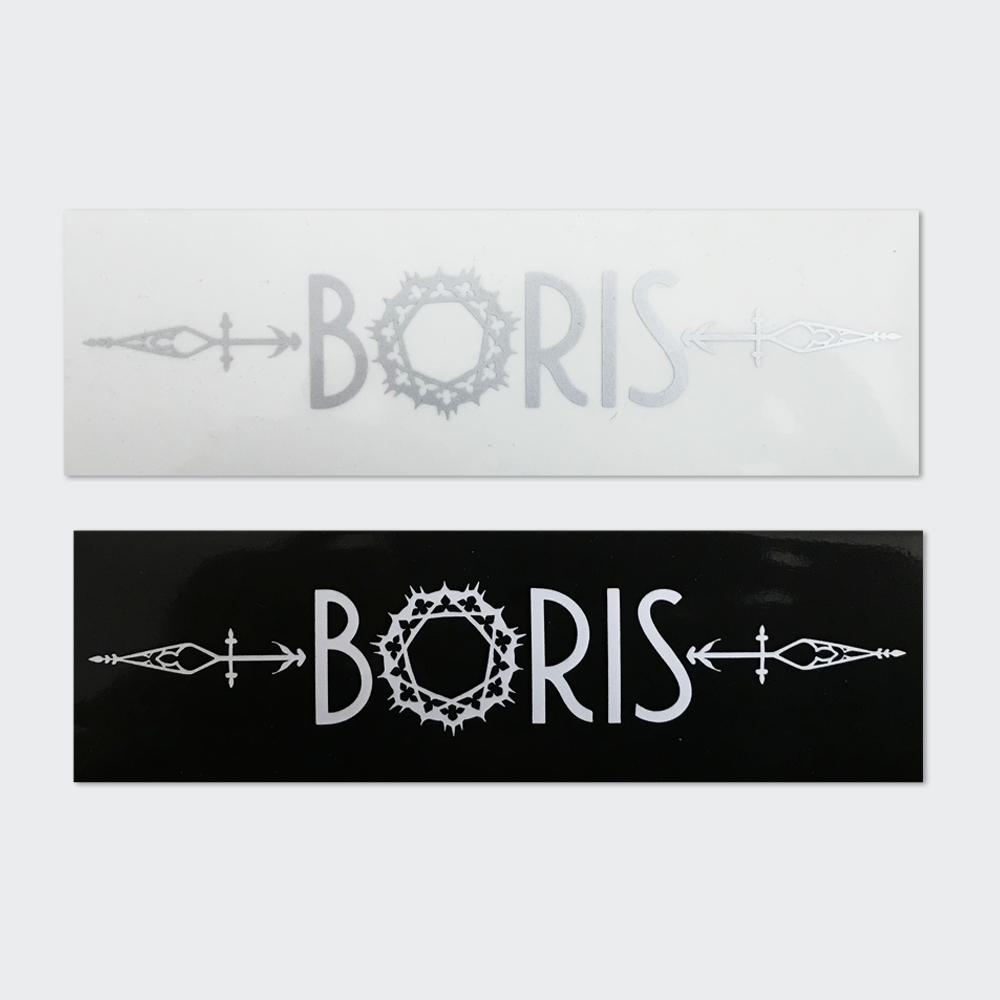 """""""New Logo"""" Stickers"""