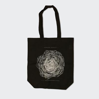 "Boris / THE NOVEMBERS ""unknown flowers"" Tote Bag"