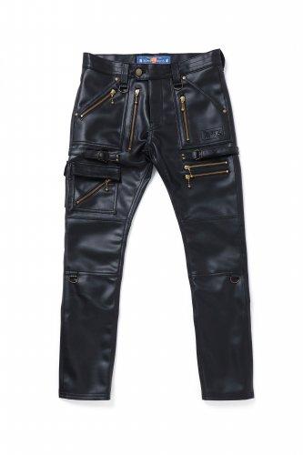 blackmens x Boris  Vegan Leather Pants